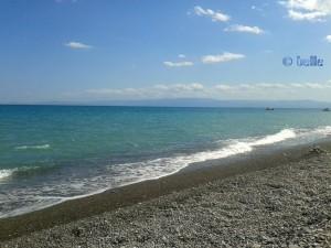 Beach of Trebisacce – überraschend wenig los an diesem Feiertags-Wochenende!