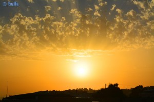 Sunset in Santa Monica – 19:07 und 20 Sekunden