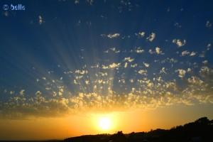 Sunset in Santa Monica – 19:09 und 6 Sekunden