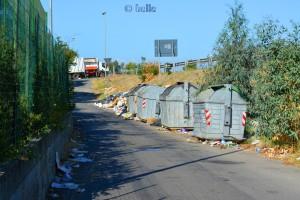 """Die Müllabfuhr ist """"fertig"""" und fährt ab..."""