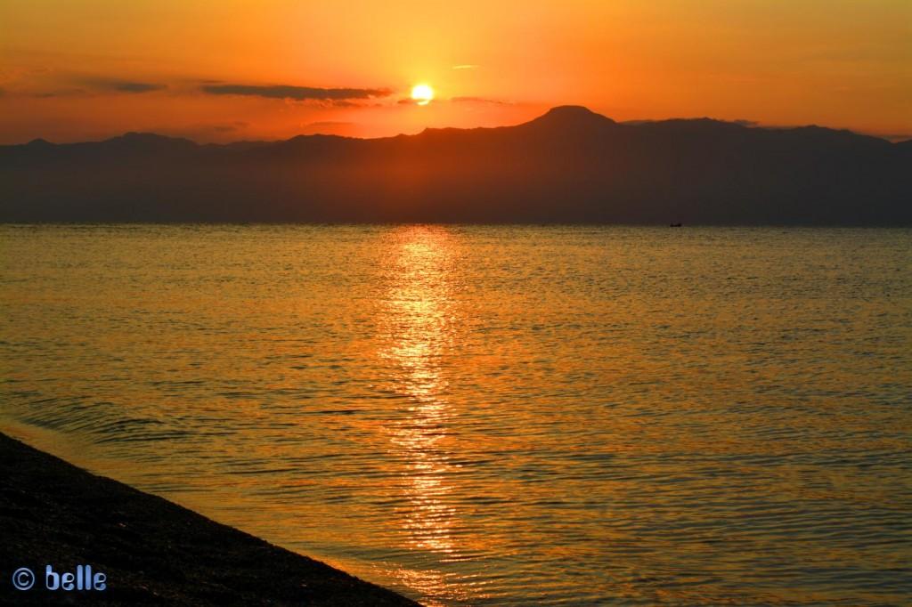 Sunset in Pellaro – 19:09 Uhr