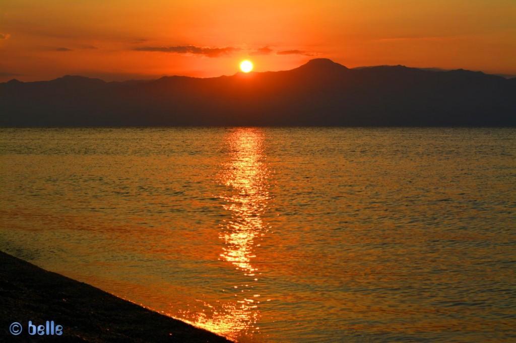 Sunset in Pellaro – 19:12 Uhr
