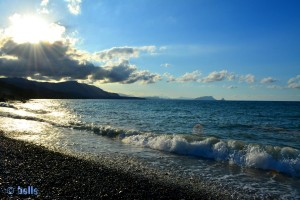 Beach of Tèrmini Imerese