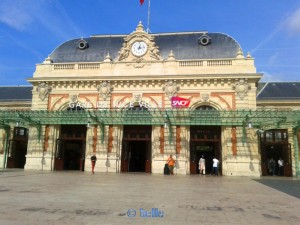 Bahnhof Nice