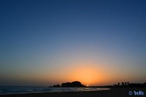 Sunset at the Beach of Mollarella – Sicilia – Italia