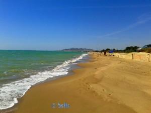 Beach at Licata