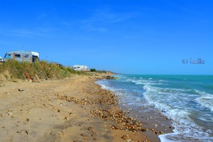 Beach of Butera