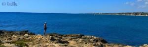 Baffo in Marina di Modica - Punta Religiona