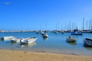 Yacht-Hafen von Marzamemi