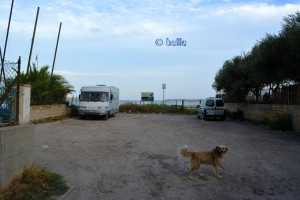 Parking in Siracusa