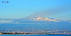 Ätna – wir kommen! Catania - Etna