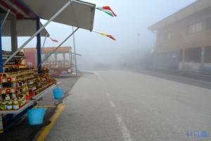 Nebel am Etna / Ätna