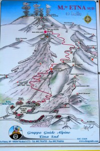 ...wir wollten ganz hinauf – Etna / Ätna – wir kommen wieder!!!