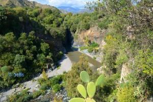 Gole Alcantara - Schlucht von Alcantara