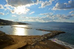 Beach of Porticello – behind Sicily