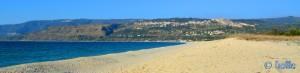 Beach of Nicotera Marina