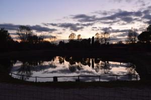 Little Lake in Rom