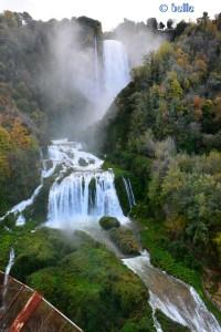 Cascata delle Marmore Umbria Italy