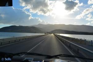 From Orbetello to Monte Argentario