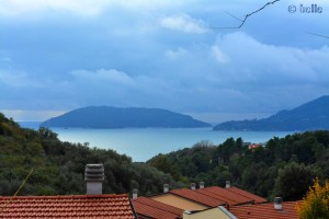 Baia Blu – View to Portovenere