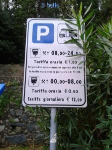Parking in Arenzano - Via Francia, 7, Arenzano GE, Italien