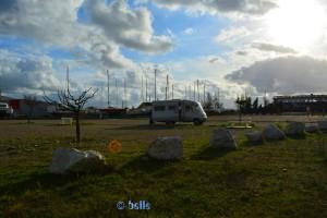 Area Sosta Camper - France - Provence-Alpes-Côte d'Azur - Port Saint Louis du Rhone