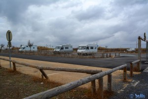 Parking in France - Languedoc-Roussillon - Sète - Area Sosta Camper