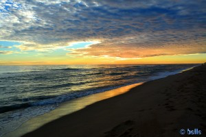 Sunset in Castelldefels – 16:41 Uhr
