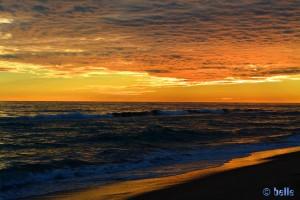 Sunset in Castelldefels – 16:51 Uhr