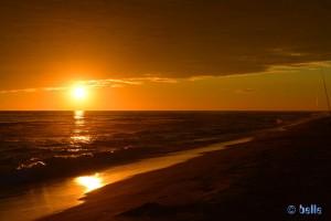 Sunset in Castelldefels – 17:13 Uhr
