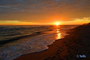 Sunset in Castelldefels – 17:19 Uhr