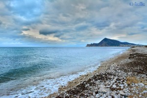 Beach of Altea – Cap Negret