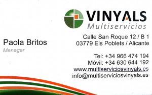 VINYALS Multiservicios
