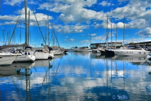 Puerto deportivo Marina de las Salinas