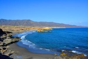 Cabo Cope - Puntas del Calnegre – View to Mazarrón