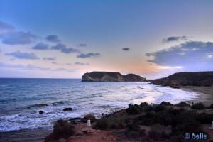 Águilas - Playa La Higuerica