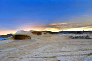 Sonnenuntergang in Pulpí - Andalucia - Spain - Playa de las Palmeras