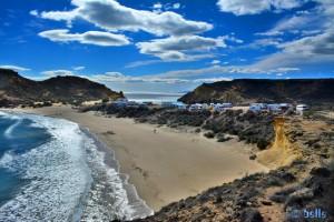 Playa La Carolina - Águlas - Murcia – Spain