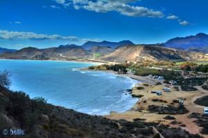Pulpí - Almeria - Spain - Playa de las Palmeras