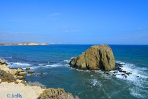 Isla Negra - Pulpí - Almeria - Spain - Playa de las Palmeras