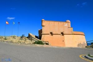 Castello di San Juan de los Terreros