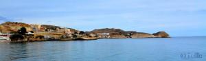 Castello di San Juan de los Terreros - View from Playa Mar Serena