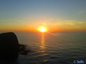 Sonnenaufgang in San Juan de los Terreros - Isla Negra – 03.März 2015 / 07:41 Uhr