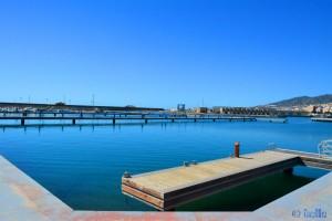 Puerto Deportivo de Adra ...ziemlich leer!