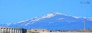Sierra Nevada with Snow