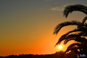 Sunset in Motril - 09th of March 2015 – 6:58 PM