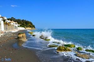 Beach of Estepona North