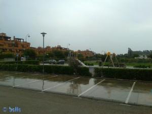 Day 3 of the Raintime – sieht ziemlich trübe aus, hmmm?