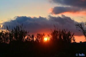 Sunset in Tarifa – March 27th 2015