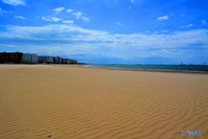 Playa Valdelagrana - El Puerto de Santa María